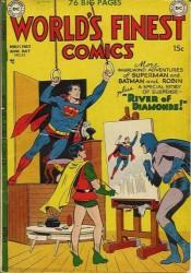 World's Finest Comics #52
