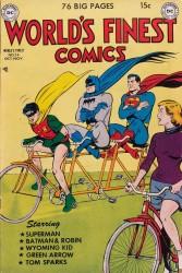 World's Finest Comics #54