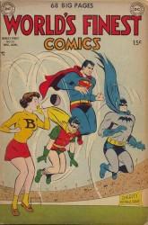 World's Finest Comics #55