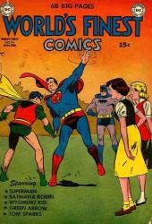 World's Finest Comics #56