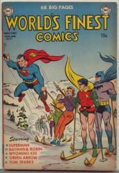 World's Finest Comics #57