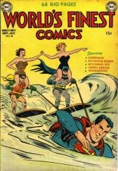 World's Finest Comics #60