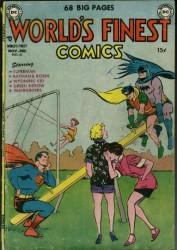 World's Finest Comics #61