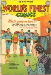 World's Finest Comics #62