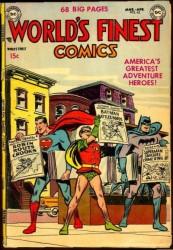 World's Finest Comics #63