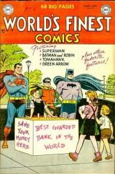 World's Finest Comics #69