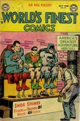 World's Finest Comics #70