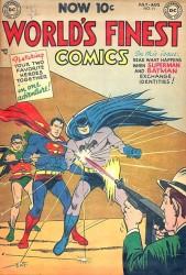 World's Finest Comics #71