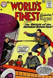 World's Finest Comics #94