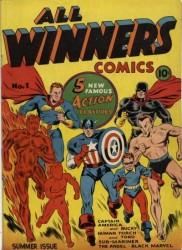 All Winners Comics #1