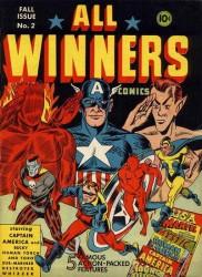 All Winners Comics #2