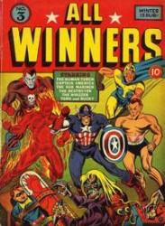 All Winners Comics #3
