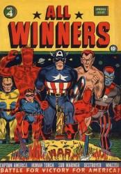 All Winners Comics #4