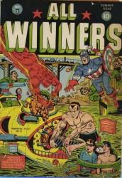 All Winners Comics #5