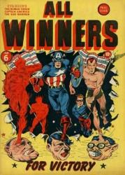 All Winners Comics #6