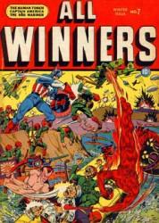 All Winners Comics #7