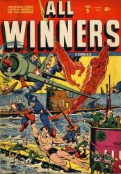 All Winners Comics #9