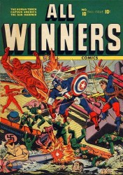 All Winners Comics #10