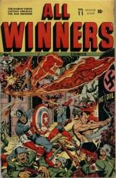 All Winners Comics #11