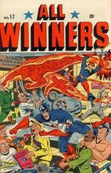 All Winners Comics #17