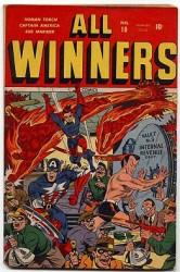 All Winners Comics #18
