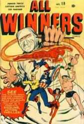All Winners Comics #19