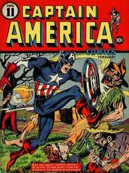 Captain America Comics #11
