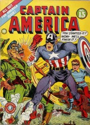 Captain America Comics #13