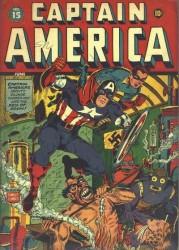 Captain America Comics #15
