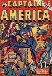 Captain America Comics #16