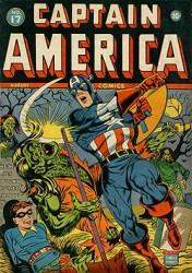 Captain America Comics #17