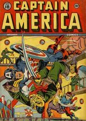 Captain America Comics #18
