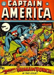 Captain America Comics #19