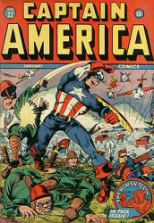 Captain America Comics #22