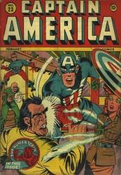 Captain America Comics #23