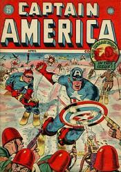 Captain America Comics #25
