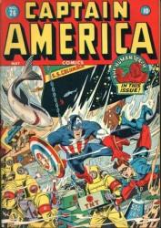 Captain America Comics #26