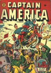 Captain America Comics #27