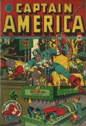 Captain America Comics #28