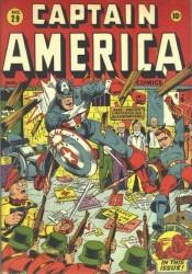 Captain America Comics #29
