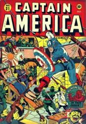 Captain America Comics #31