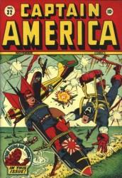 Captain America Comics #32