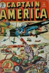 Captain America Comics #36