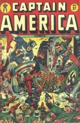 Captain America Comics #37