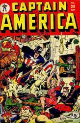 Captain America Comics #38