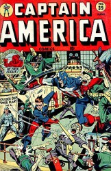 Captain America Comics #39