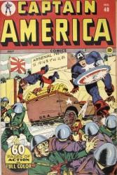 Captain America Comics #40