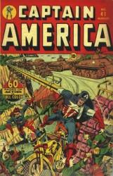 Captain America Comics #41