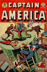 Captain America Comics #43