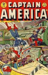 Captain America Comics #45